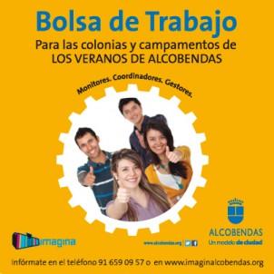 Bolsa de Trabajo Veranos Alcobendas 403x403