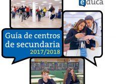 Guía de centros de Secundaria 2017/2018
