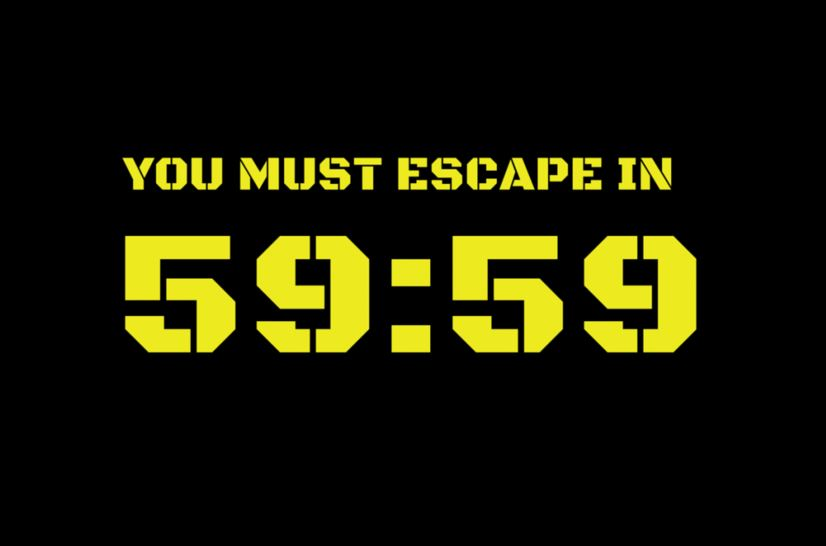 Escape Room Para  Personas