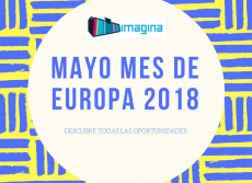 Mayo mes de Europa 2018