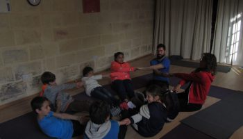 Voluntario de Alcobendas en Malta