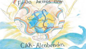 Fiesta Arcoiris. Celebración del día del refugiado