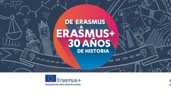 30 años de Erasmus