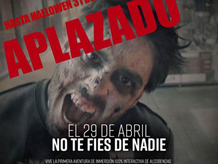 zombies aplazado