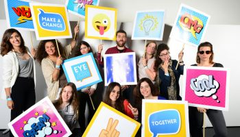 Sesión informativa de voluntariado europeo