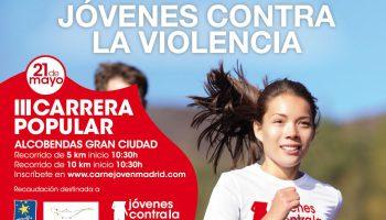 Carrera Jóvenes contra la violencia