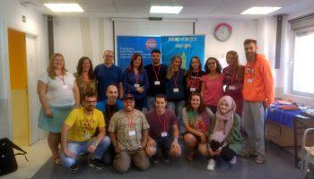 Imagina lidera el Seminario internacional de técnicos de juventud