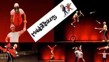 Malabreikers cierra el Festival de circo