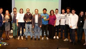 Ganadores de los premios jóvenes de Alcobendas