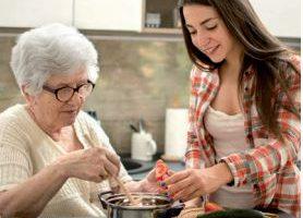 Vivienda Compartida entre mayores y jóvenes