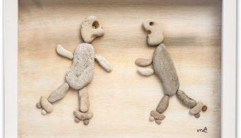 La edad de piedra, exposición de Mayka  Kaïma