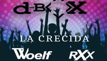 Sesión DJs Dbox