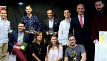 Entrega de los Premios Jóvenes Alcobendas