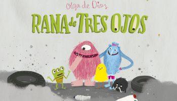 """Cuentacuentos """"Rana de Tres Ojos"""""""