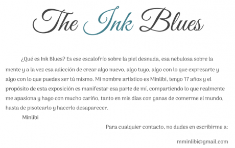 The ink blues