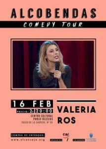 Valeria ros comedy
