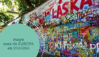 Mayo, mes de Europa en Imagina